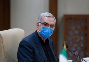 عکس خبري -شرط حضور تماشاگران در ورزشگاهها از زبان وزير بهداشت