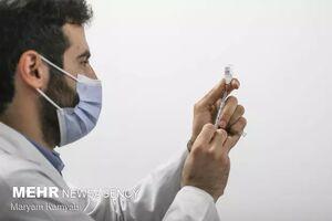 عکس خبري -توصيه به افرادي که براي تزريق واکسن عجله دارند
