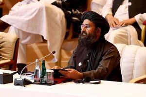 عکس خبري -سخنگوي طالبان: شايعه مرگ «ملا برادر» صحت ندارد