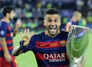عکس خبري -آلوس در آستانه بازگشت به بارسلونا؟