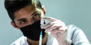 عکس خبري -?توصيه مهم به مردم براي واکسيناسيون