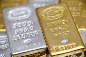 عکس خبري -قيمت جهاني طلا پايين آمد/ هر اونس ???? دلار