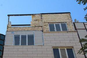 عکس خبري -پشت بام فروشي در شهر به کجا رسيد؟