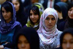 عکس خبري -شهردار طالبان در کابل: زنان در خانه بمانند